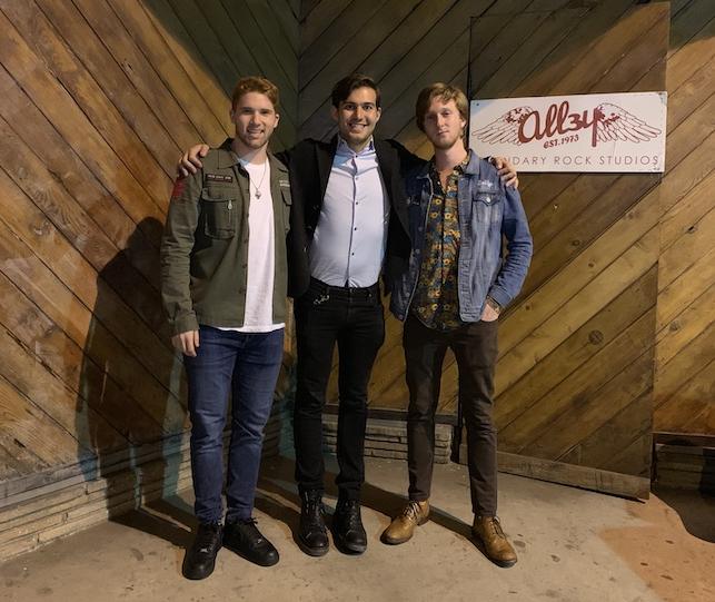 The Alley Studios | Justin Oringer, Christian Dimitriades and Trent Peltz
