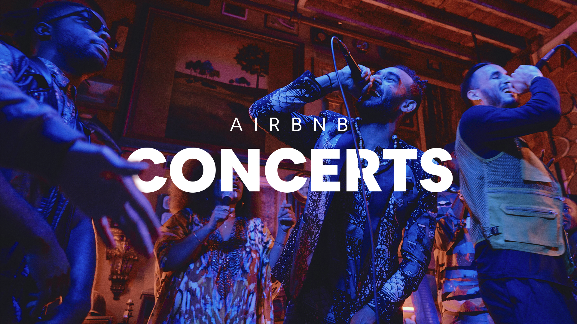 Airbnb Concerts Justin Oringer